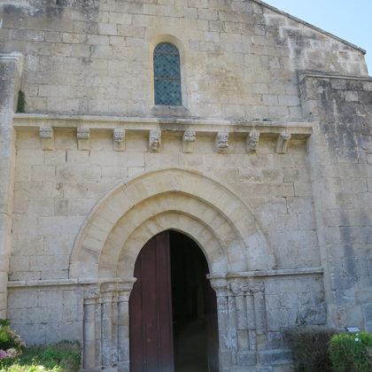Eglise St Romans lès Melle