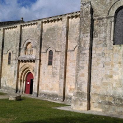 Triade melloise- Eglise St Pierre