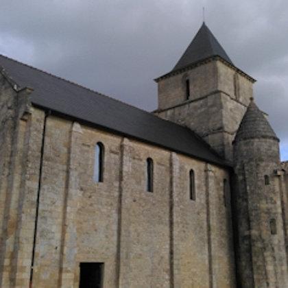 Triade melloise- Eglise St Savinien